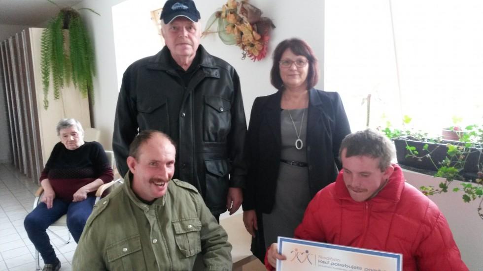 Piešťanské riaditeľstvo pomohlo 4 jednotlivcom