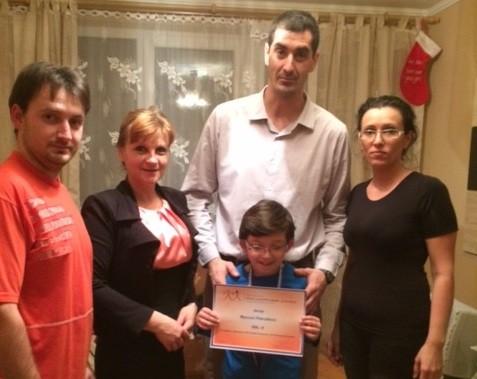 Venovali sme 500,- € Marcovi Petruškovi